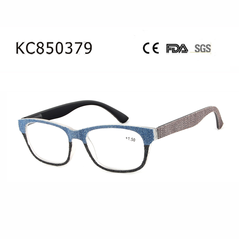 0f6bcc795a 2016 Newest fashional reading glasses CE and FDA approval rimless Jeans-READING  GLASSES